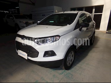 foto Ford EcoSport 1.6L S usado (2018) color Blanco Oxford precio $400.000