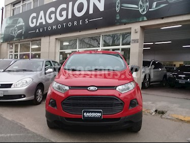 Ford EcoSport 1.6L S usado (2014) color Rojo