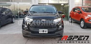 Foto venta Auto usado Ford EcoSport 1.6L S (2014) color Negro precio $440.000