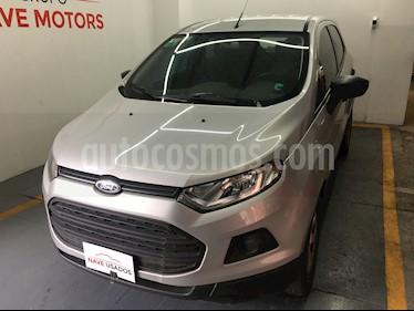 Ford EcoSport 1.6L S usado (2013) color Gris Grafito precio $417.000