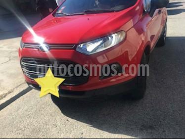 Ford EcoSport 1.6L S usado (2014) color Rojo Bari precio $375.000