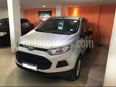 Foto venta Auto usado Ford EcoSport 1.6L S (2017) color Gris Claro precio $465.000