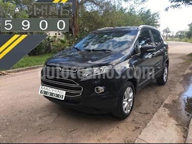 Foto venta Auto Usado Ford EcoSport 1.6L S (2013) color Negro precio $395.000