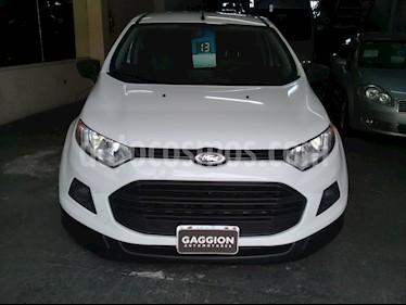 Foto venta Auto Usado Ford EcoSport 1.6L S (2013) color Blanco Oxford
