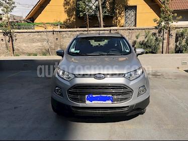 Ford Ecosport 1.6L SE Titanium usado (2015) color Plata precio $7.190.000