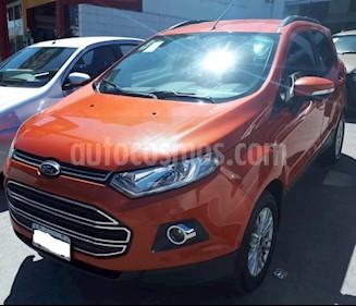 Foto Ford EcoSport 1.6L SE usado (2014) color Naranja precio $395.000