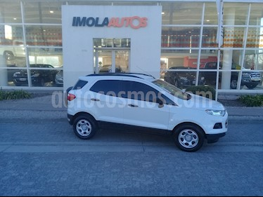 Foto venta Auto usado Ford EcoSport 1.6L SE (2014) color Blanco Oxford precio $455.000