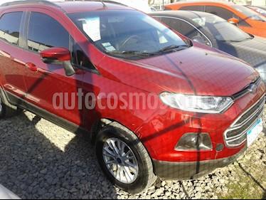 Foto venta Auto usado Ford EcoSport 1.6L SE (2016) color Rojo precio $455.000