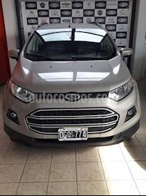 Foto venta Auto usado Ford EcoSport 1.6L SE (2014) color Gris Claro precio $390.000