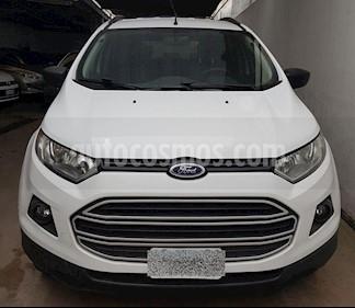 Foto venta Auto usado Ford EcoSport 1.6L SE (2014) color Blanco precio $470.000