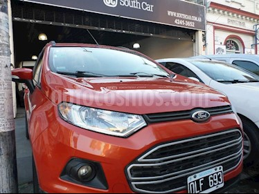 Foto venta Auto usado Ford EcoSport 1.6L SE (2015) color Naranja precio $464.000