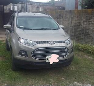 Foto venta Auto usado Ford EcoSport 1.6L SE (2015) color Perla Ocre precio $410.000