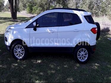Foto venta Auto usado Ford EcoSport 1.6L SE (2015) color Blanco Oxford precio $435.000