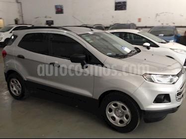 Foto Ford EcoSport 1.6L SE usado (2014) color Plata Metalico precio $500.000