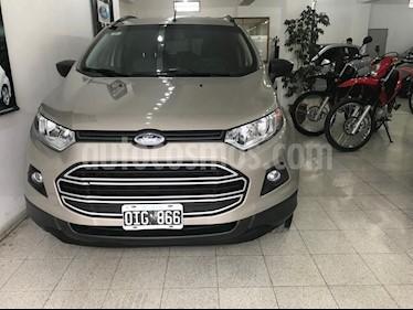 Foto venta Auto usado Ford EcoSport 1.6L SE (2014) color Beige precio $380.000