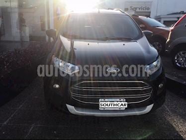 Foto venta Auto usado Ford EcoSport 1.6L SE (2013) color Negro precio $342.000
