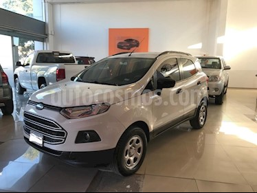 Foto venta Auto usado Ford EcoSport 1.6L SE (2014) color Blanco precio $385.000
