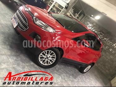 Foto venta Auto usado Ford EcoSport 1.6L SE (2014) color Rojo Bari precio $480.000