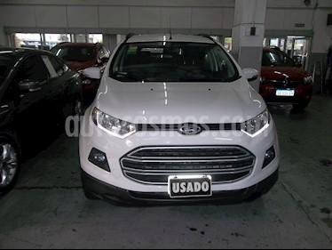 Foto venta Auto usado Ford EcoSport 1.6L SE (2015) color Blanco Marfil precio $470.000
