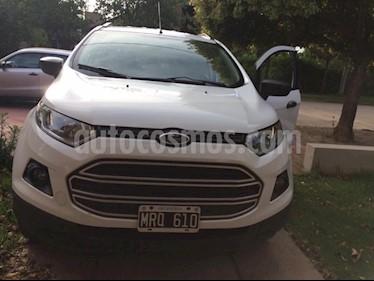 Foto venta Auto usado Ford EcoSport 1.6L SE (2013) color Blanco precio $325.000