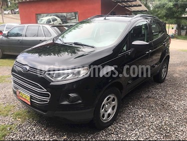 Foto venta Auto usado Ford EcoSport 1.6L SE (2014) color Negro precio $350.000