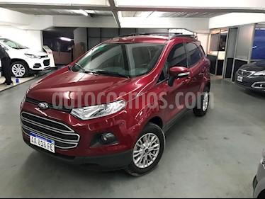 Foto venta Auto usado Ford EcoSport 1.6L SE (2016) color Rojo precio $460.000