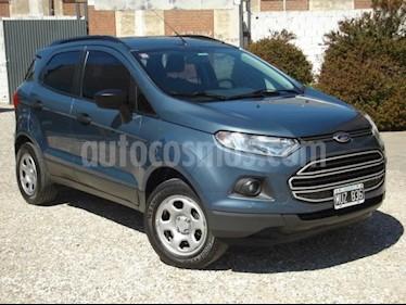 Foto venta Auto usado Ford EcoSport 1.6L SE (2013) color Azul Celeste precio $280.000