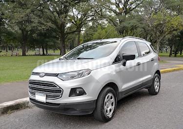 Foto venta Auto usado Ford EcoSport 1.6L SE (2013) color Gris precio $340.000