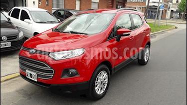 Foto venta Auto Usado Ford EcoSport 1.6L SE (2015) color Rojo