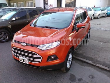 Foto venta Auto usado Ford EcoSport 1.6L SE (2015) color Naranja precio $469.000