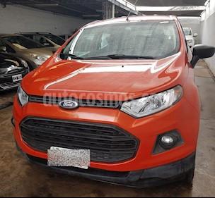 Foto Ford EcoSport 1.6L SE usado (2015) color Naranja precio $490.000