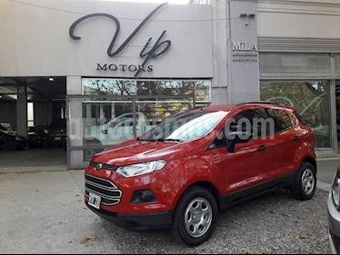 Foto Ford EcoSport 1.6L SE usado (2013) color Rojo precio $460.000