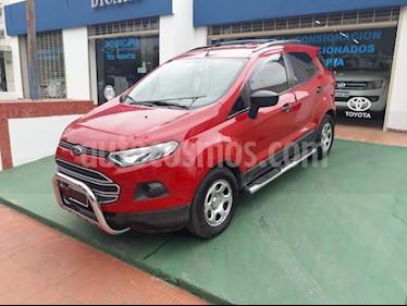 Foto venta Auto usado Ford EcoSport 1.6L SE (2014) color Rojo precio $370.000
