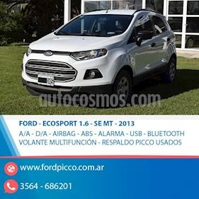 Foto venta Auto usado Ford EcoSport 1.6L SE (2012) color Blanco precio $430.000