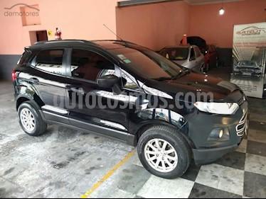 Foto venta Auto usado Ford EcoSport 1.6L SE (2013) color Negro precio $380.000