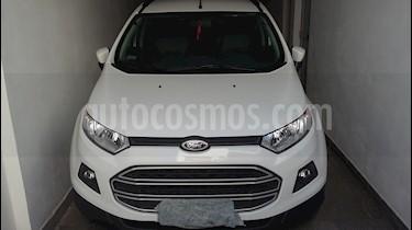 Ford EcoSport 1.6L SE usado (2017) color Blanco precio $550.000