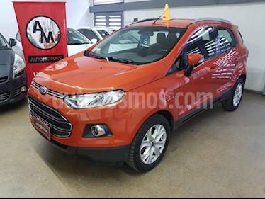 Foto Ford EcoSport 1.6L Titanium usado (2013) color Naranja precio $490.000