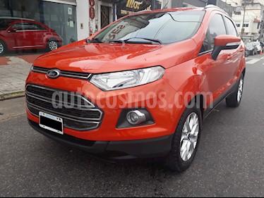 Ford EcoSport 1.6L Titanium usado (2012) color Rojo Marte precio $489.000