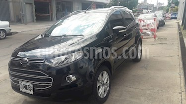 Foto Ford EcoSport 1.6L Titanium usado (2013) color Negro Ebony precio $565.000