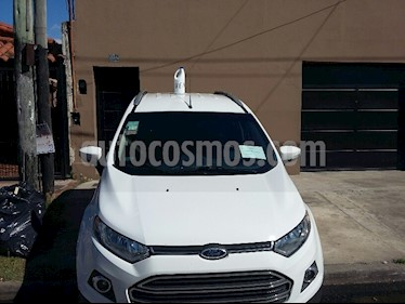 Foto venta Auto usado Ford EcoSport 1.6L Titanium (2015) color Blanco precio $498.000