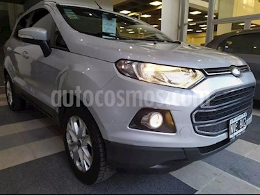 Foto venta Auto usado Ford EcoSport 1.6L Titanium (2014) color Gris precio $620.000