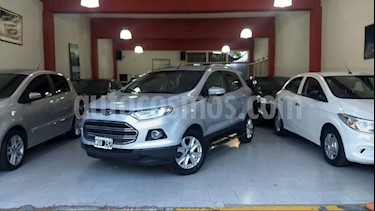 Foto venta Auto usado Ford EcoSport 1.6L Titanium (2014) color Plata Metalico precio $450.000