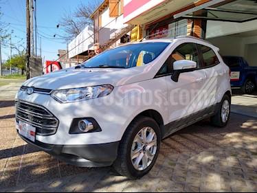 Foto venta Auto usado Ford EcoSport 1.6L Titanium (2014) color Blanco precio $1.111.111