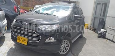 foto Ford Ecosport 2.0L 4x2 Aut usado (2017) color Negro Ebony precio $49.000.000