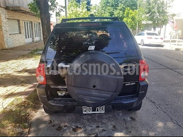 Foto venta Auto usado Ford EcoSport 2.0L 4x2 XLS  (2008) color Negro precio $200.000