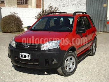 Foto venta Auto usado Ford EcoSport 2.0L 4x2 XLS  (2012) color Rojo precio $205.000