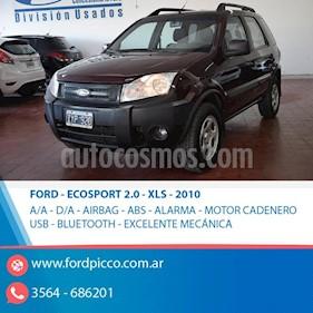 Foto venta Auto usado Ford EcoSport 2.0L 4x2 XLS  (2010)