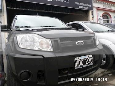 Foto venta Auto usado Ford EcoSport 2.0L 4x2 XLS  (2008) color Gris Oscuro precio $215.000