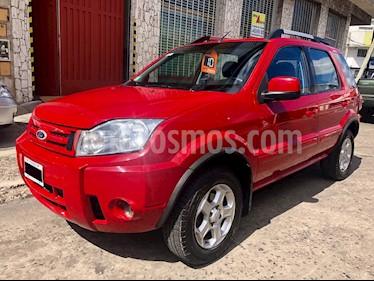 Foto venta Auto usado Ford EcoSport 2.0L 4x2 XLT Plus (2010) color Rojo Bari precio $275.000