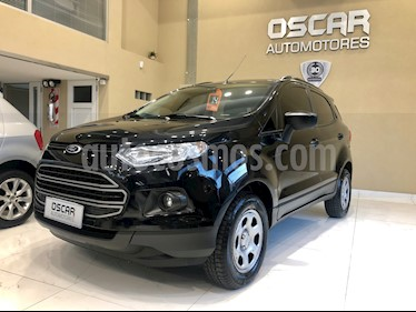 Foto venta Auto usado Ford EcoSport 2.0L SE (2014) color Negro Ebony precio $489.000